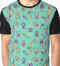 Gemstone beetle collection Graphic T-Shirt