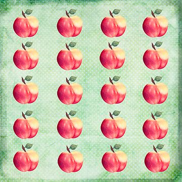 Red Apple Delight by PipPipHooray