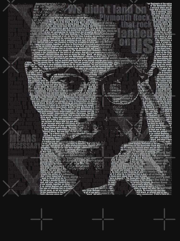 Malcolm X by DIGABLETEEZ