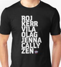 Blake's 7: Series 1 Crew Unisex T-Shirt
