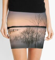 Fence Mini Skirt