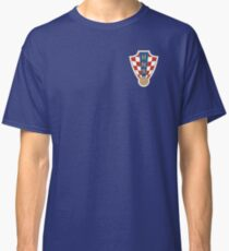 Croatia National Football Team Classic T-Shirt