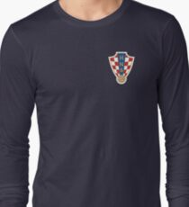 Croatia National Football Team Long Sleeve T-Shirt