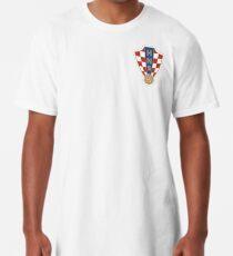 Kroatiens Nationalmannschaft Longshirt