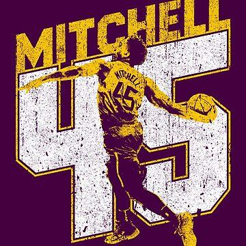 Donovan Mitchell by huckblade