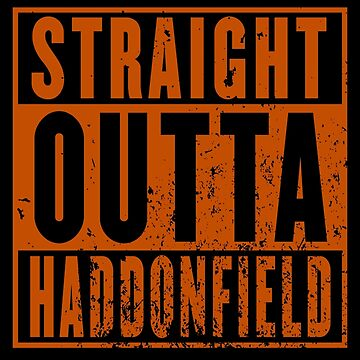 Straight Outta Haddonfield by Numnizzle
