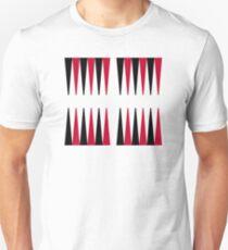 Backgammon Unisex T-Shirt