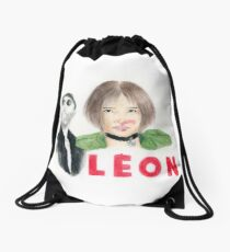 Leon: The Professional Drawstring Bag