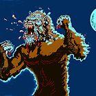 Howling mad ! by mattycarpets