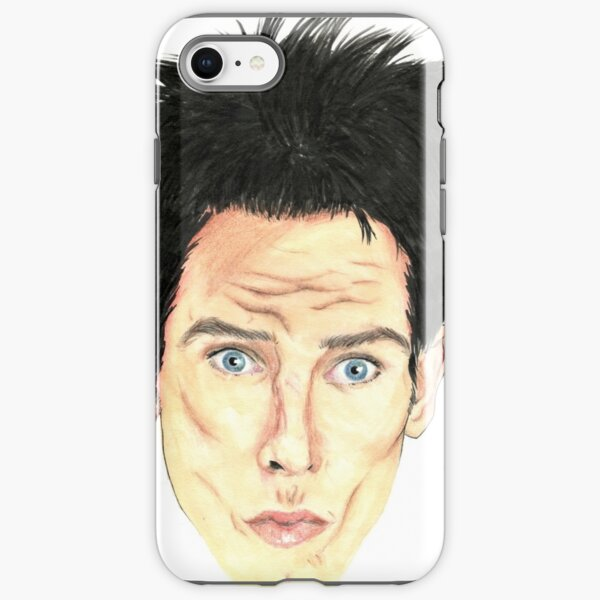 Derek Zoolander - Blue Steel iPhone Tough Case