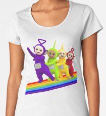 Teletubbies Women's Premium T-Shirt