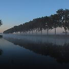 Another early morning at the canal by jchanders