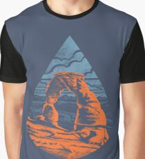 Delicate Arch Graphic T-Shirt