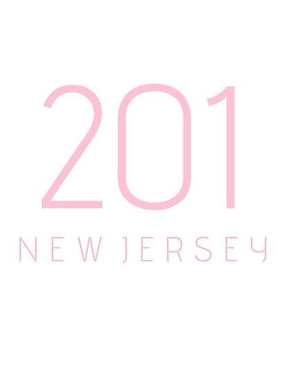 NEW JERSEY 201 • ROSE by kassander