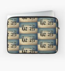 Winchester's Impala License Plate Laptop Sleeve
