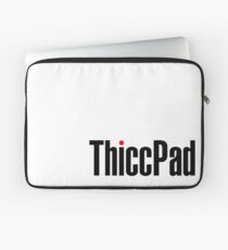 ThiccPad - White Version Laptop Sleeve
