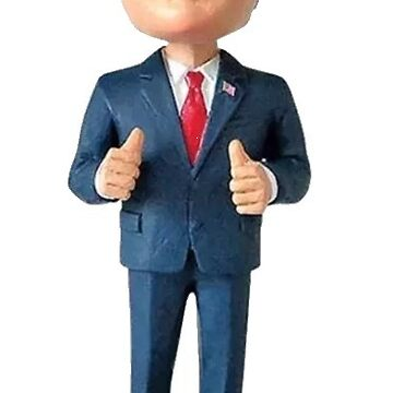 Bobble head  by Keywebco