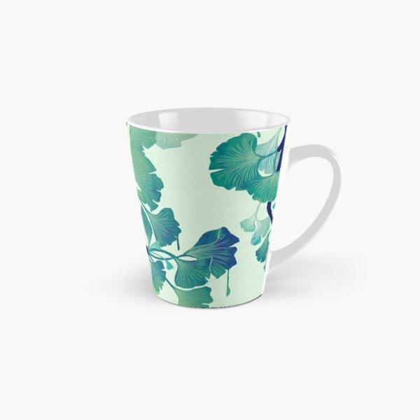 O Ginkgo (in Green) Tall Mug