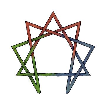 Enneagram - Celtic Knot by 48Tuesdays