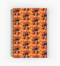 Hot Dragon  Spiral Notebook