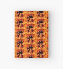 Hot Dragon  Hardcover Journal