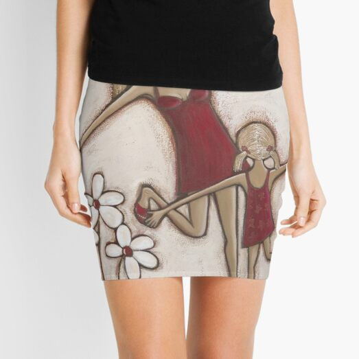 """Summer Holiday"" Mini Skirt"