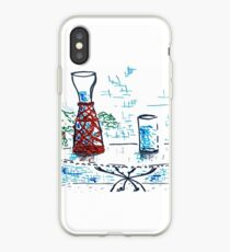 When the Good Weather Has Come iPhone Case