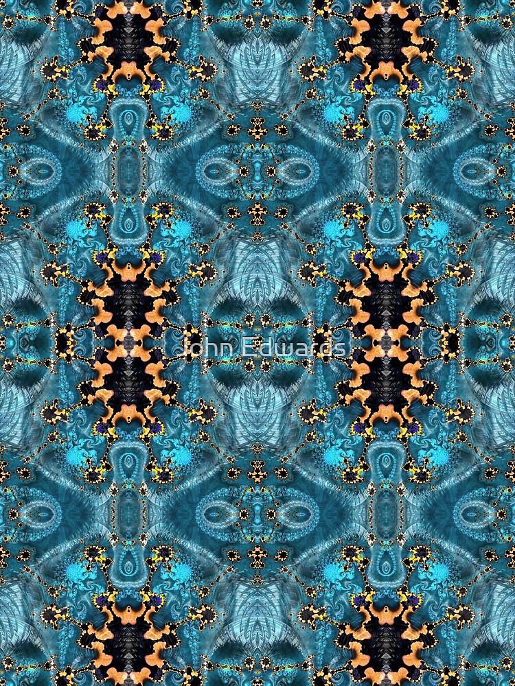 Blue Jasper  by John Edwards