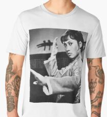 Angela Mao Men's Premium T-Shirt