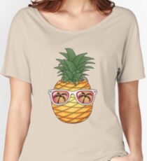 Pineapple sunshine Women's Relaxed Fit T-Shirt