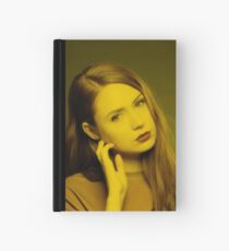 Karen Gillan - Celebrity (Photographic Art) Hardcover Journal