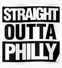 Straight Outta Philly Poster