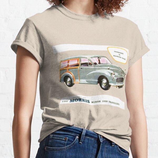 MORRIS MINOR TRAVELLER Classic T-Shirt
