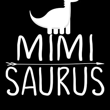 Mimi-Saurus Dinosaur Family  by FutureInTheAir