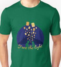 I see the light Unisex T-Shirt