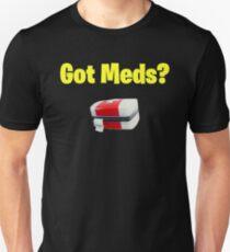 Camiseta ajustada ¿TENGO MEDIOS?