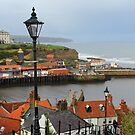 199 Steps Whitby by Jonathan Cox