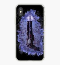 Poker Dead Man iPhone Case