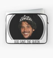 god save queen bob (1) Laptop Sleeve