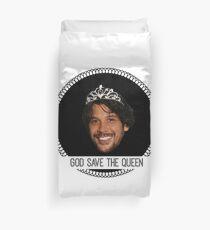 god save queen bob (1) Duvet Cover