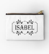 Frame Name Isabel Studio Pouch