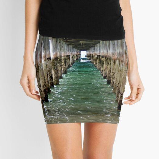 Under the Pier - Flinders, VIC Mini Skirt
