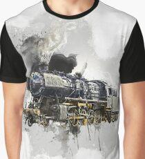 Locomotive V2 T-shirt graphique