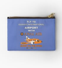 Fly to Quahog International Airport wth Anal Air Studio Pouch