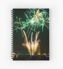 Fireworks, Tempelhofer Feld Spiralblock