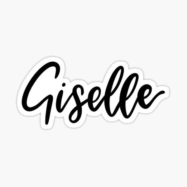 Giselle  Sticker