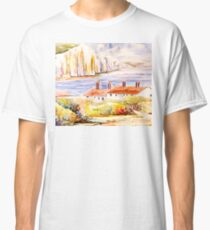 Seven Sisters Country Park, East Sussex Classic T-Shirt