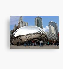 The Bean #1 Canvas Print