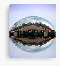 The Bean #2 Canvas Print