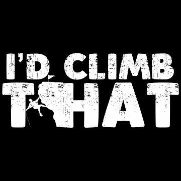 I'd climb that by Apparletics